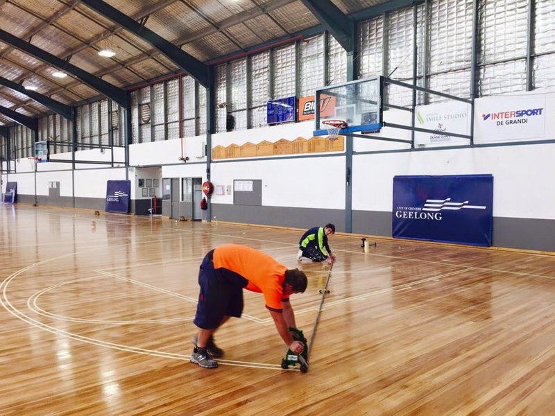 New Timber Sports Floors