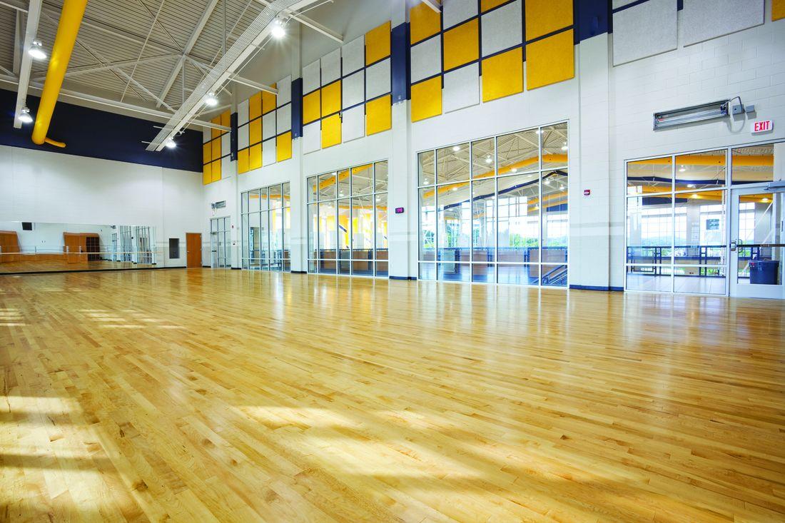 Timber Sports Floors