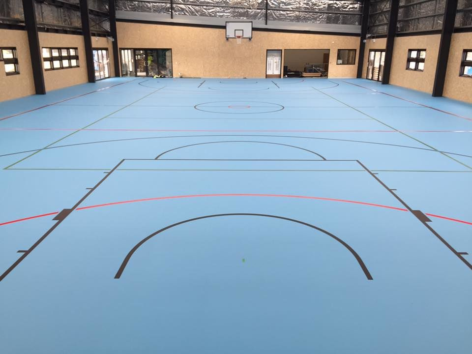 Completed Sports Flooring Projects